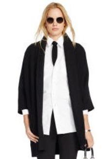Merino Wool–Cashmere Cardigan
