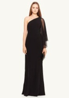 One-Shoulder Oliviera Dress