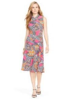 Paisley Sleeveless Dress
