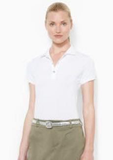 Piqué Jersey Polo Shirt