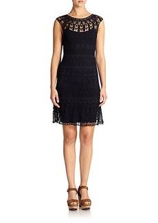 Polo Ralph Lauren Cotton Crocheted Dress