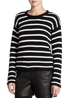Polo Ralph Lauren Cotton Striped Sweater