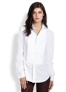Polo Ralph Lauren Cotton Tuxedo Shirt
