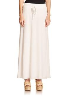 Polo Ralph Lauren Crepe Maxi Skirt