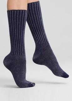 Polo Ralph Lauren Distressed Crew Socks