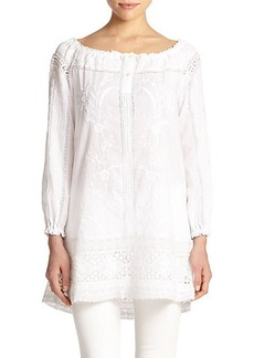 Polo Ralph Lauren Embroidered Tunic