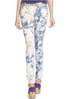 Polo Ralph Lauren Floral-Print Tompkins Skinny Jeans, Emma Floral Wash