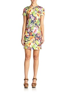 Polo Ralph Lauren Floral T-Shirt Dress