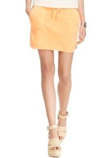 Polo Ralph Lauren French Terry Drawstring Skirt