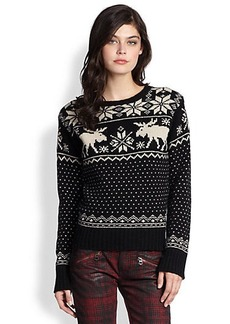 Polo Ralph Lauren Patterned Sweater