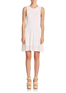 Polo Ralph Lauren Pointelle-Knit Dress