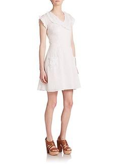 Polo Ralph Lauren Polka-Dot Dress