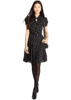 Polo Ralph Lauren Printed Belted Dress