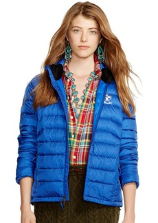Polo Ralph Lauren Quilted Down Puffer Coat