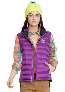 Polo Ralph Lauren Quilted Down Puffer Vest