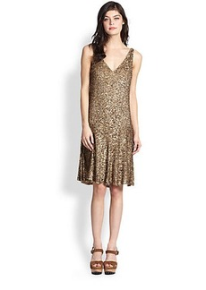 Polo Ralph Lauren Sequined Dress