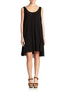 Polo Ralph Lauren Silk Chiffon Dress
