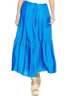 Polo Ralph Lauren Silk Maxi Skirt