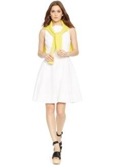 Polo Ralph Lauren Sleeveless V-Back Dress