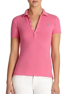 Polo Ralph Lauren Stretch Cotton Polo Shirt