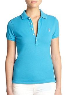 Polo Ralph Lauren Stretch Cotton Polo Shirt