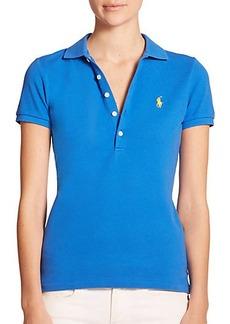Polo Ralph Lauren Stretch-Mesh Polo Shirt