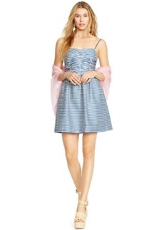 Polo Ralph Lauren Striped Babydoll Dress