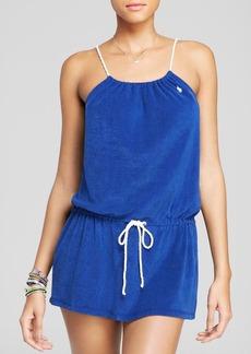 Polo Ralph Lauren Terrycloth Dress Swim Cover Up