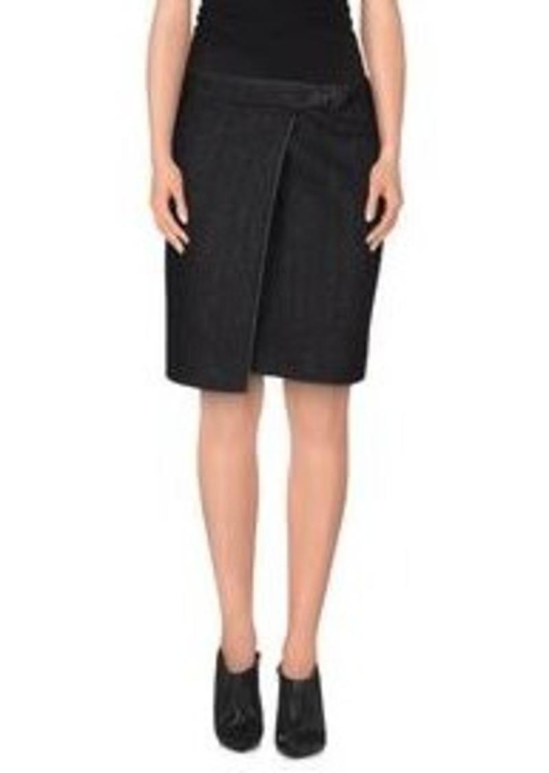 ralph ralph knee length skirt skirts
