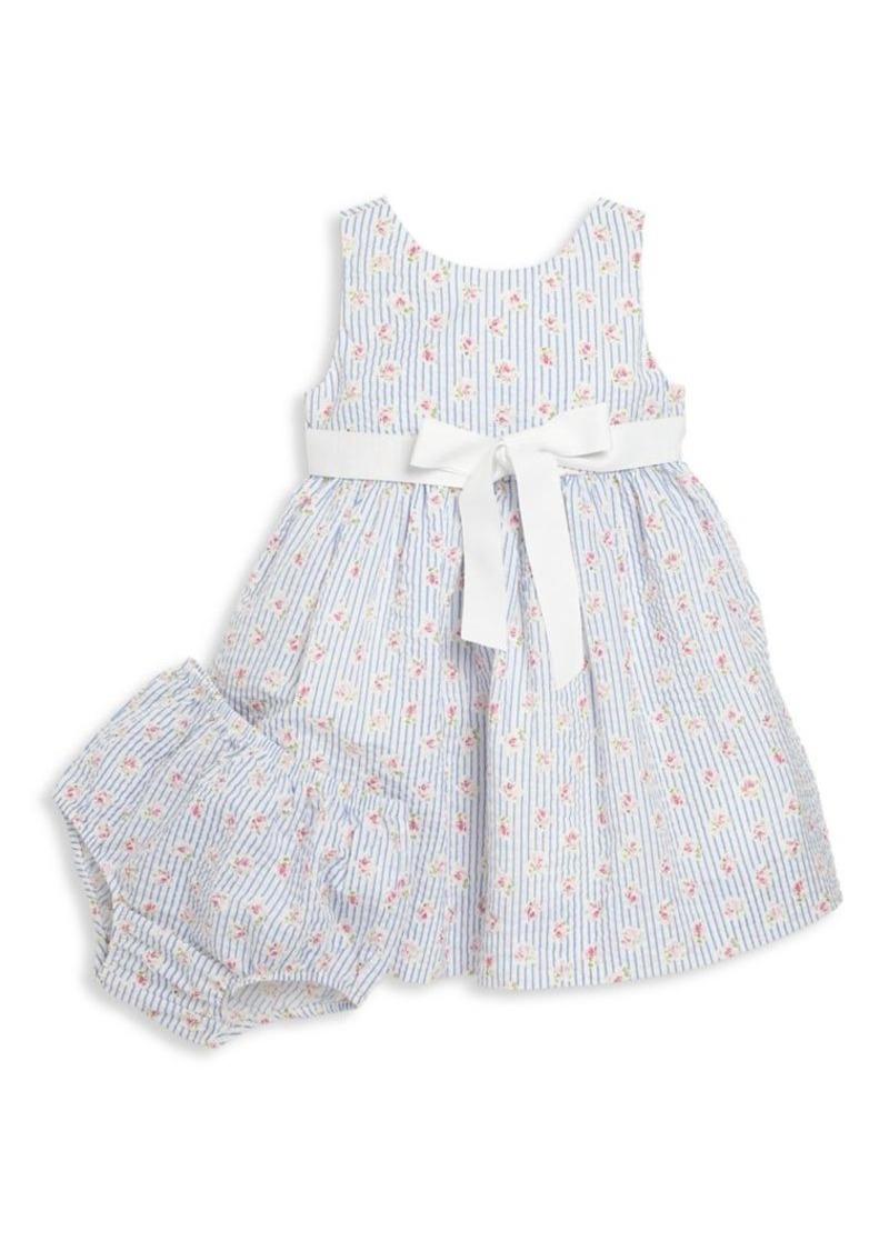 Ralph Lauren Ralph Lauren Baby s Printed Seersucker Dress