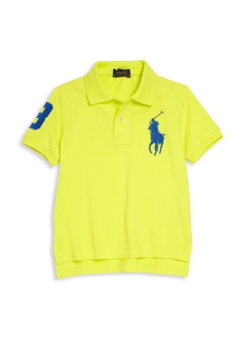 Ralph lauren ralph lauren toddler 39 s little boy 39 s polo for Toddler boys polo shirts