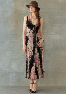 Silk Aimee Dress