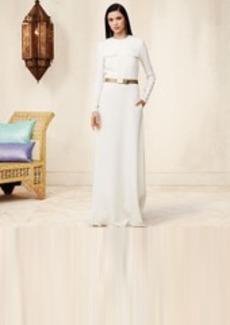 Silk Clifton Gown