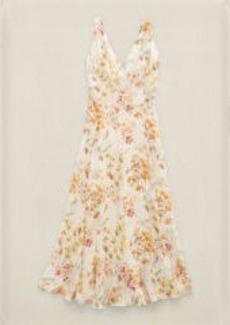 Silk Floral Sylvia Dress
