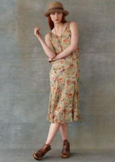 Silk Gina Dress