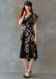 Silk Madeline Dress