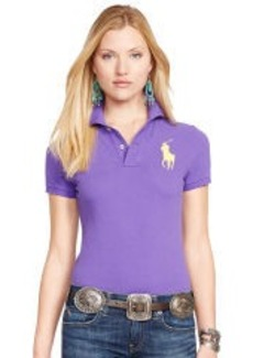 Skinny-Fit Big Pony Polo Shirt