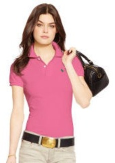 Skinny-Fit Polo Shirt