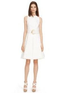 Stretch-Cotton Jamee Dress