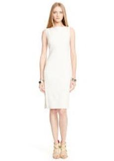 Stretch-Wool Aislynn Dress