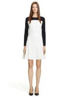 Stretch-Wool Harper Dress