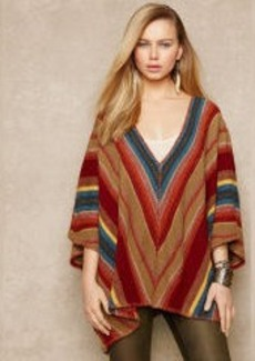 Striped Wool-Blend Tunic