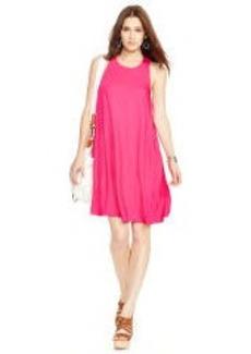 T-Back Scoopneck Dress
