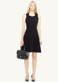 Trapunto-Stitched Melody Dress
