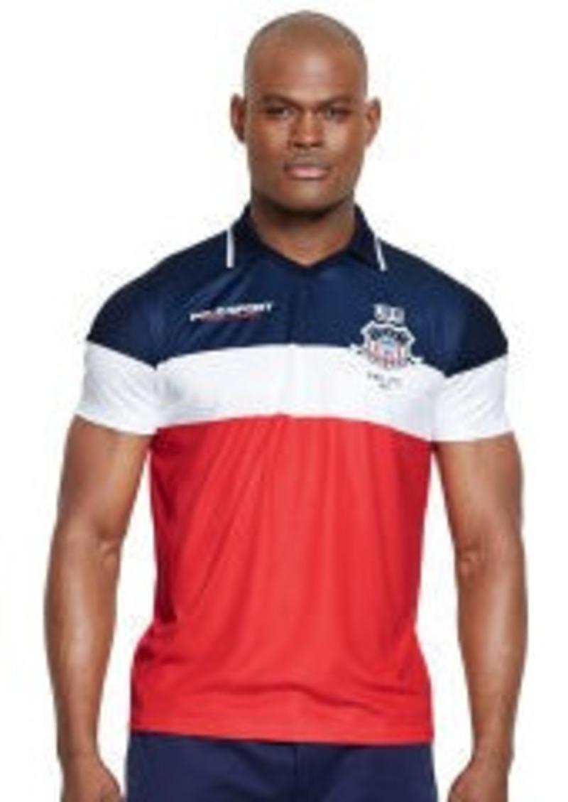 Ralph lauren usa jersey polo shirt casual shirts shop for Ralph lauren polo jersey shirt
