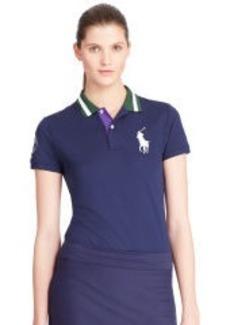 Wimbledon Ball Girl Polo Shirt