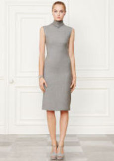Wool Leanna Dress