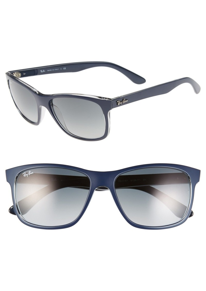 ray ban ray ban 39 wayfarer 39 58mm aviator sunglasses sunglasses shop it to me. Black Bedroom Furniture Sets. Home Design Ideas