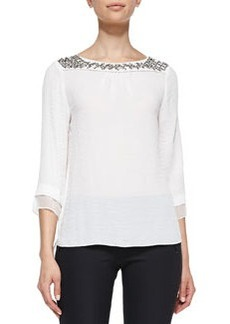 Bead-Neck Top   Bead-Neck Top