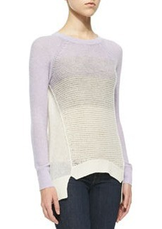 Ombre Knit Pullover   Ombre Knit Pullover